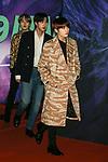Jin and Jung-Kook(BTS), Dec 04, 2019 : Jin, Jungkook, BTS, 2019 Mnet Asian Music Awards (MAMA) in Nagoya, Japan on December 4, 2019. (Photo by Pasya/AFLO)