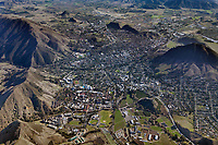aerial photograph of San Luis Obispo  California