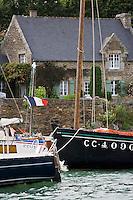 Europe/France/Bretagne/29/Finistère/ Doellan: le port