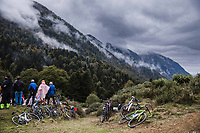 Col de Marie Blanque <br /> <br /> Stage 9 from Pau to Laruns 153km<br /> 107th Tour de France 2020 (2.UWT)<br /> (the 'postponed edition' held in september)<br /> ©kramon