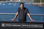 Spanish movie director Cesc Gay poses during the `Truman´ film presentation a 63rd Donostia Zinemaldia (San Sebastian International Film Festival) in San Sebastian, Spain. September 19, 2015. (ALTERPHOTOS/Victor Blanco)