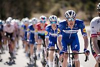Tim DECLERCQ (BEL/Deceuninck-Quick Step)<br /> <br /> Stage 6: Peynier to Brignoles (176km)<br /> 77th Paris - Nice 2019 (2.UWT)<br /> <br /> ©kramon