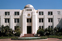 San Diego: City/County Administration Building. North Wing. NRHP 1988.  (Photo '80)