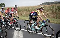 Primoz Roglic (SVK/Jumbo-Visma)<br /> <br /> Stage 1: Clermont-Ferrand to Saint-Christo-en-Jarez (218km)<br /> 72st Critérium du Dauphiné 2020 (2.UWT)<br /> <br /> ©kramon