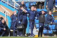 Peterborough United's Manager Darren Ferguson during Peterborough United vs Sunderland AFC, Sky Bet EFL League 1 Football at London Road on 5th April 2021