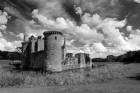 Caerlaverock Castle, Dumfries & Galloway