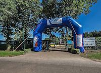 Etten-Leur, The Netherlands, August 23, 2016,  TC Etten, NVK, Entrance<br /> Photo: Tennisimages/Henk Koster