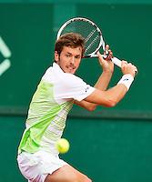 10-07-12, Netherlands, Den Haag, Tennis, ITS, HealthCity Open,  Augustin Gensse