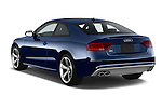 Car pictures of rear three quarter view of 2017 Audi S5-Coupe 3.0T-quattro-manual 2 Door Coupe Angular Rear