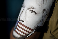 23.02.2020 - In Defence of Julian Assange & For Press Freedom - Demo in Piazza del Popolo