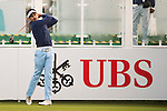 Himmat Rai of India tees off the first hole during the 58th UBS Hong Kong Open as part of the European Tour on 08 December 2016, at the Hong Kong Golf Club, Fanling, Hong Kong, China. Photo by Marcio Rodrigo Machado / Power Sport Images
