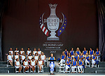 2017 Solheim Cup Opening Ceremony