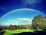 Rainbow on Barnaslingan Lane, Wicklow