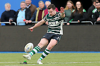 Hendon score their first conversion during Hendon RFC vs Cranbrook RFC, RFU Junior Vase Rugby Union at Allianz Park on 14th March 2020