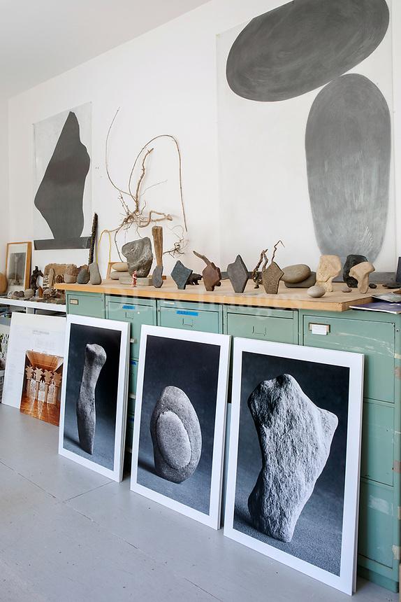 Artworks and sculptures