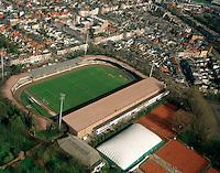 Maart 1999. Voetbalstadion Beerschot.