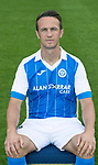 St Johnstone FC Season 2017-18 Photocall<br />Chris Millar<br />Picture by Graeme Hart.<br />Copyright Perthshire Picture Agency<br />Tel: 01738 623350  Mobile: 07990 594431