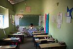 Elementary school in Trinidad, Cuba.