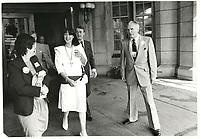 Brian  Mulroney<br /> ,  Juin 1983<br /> (date exacte inconnue)<br /> <br /> PHOTO :  Agence Quebec Presse