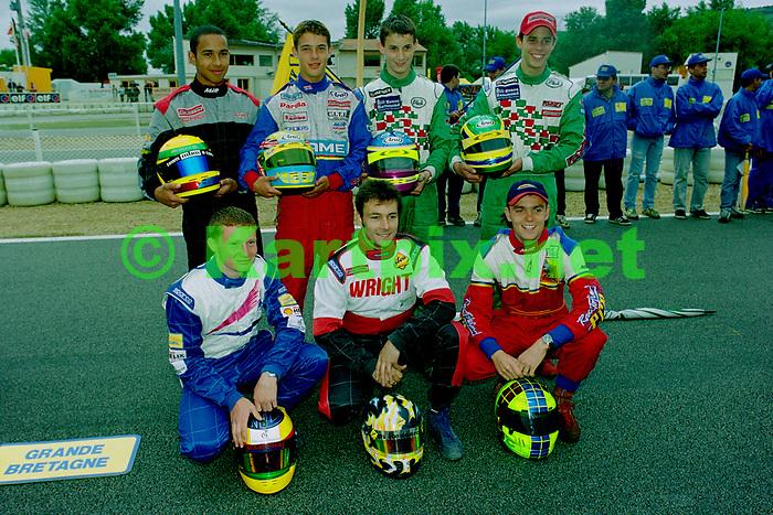 Valence Circuit Karting Centre International 2000<br /> <br /> European Karting Championships