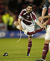 02/01/2007       Copyright Pic: James Stewart.File Name : sct_jspa16_dunfermline_v_hearts.A HAPPY PAUL HARTLEY AT THE END OF THE GAME.....James Stewart Photo Agency 19 Carronlea Drive, Falkirk. FK2 8DN      Vat Reg No. 607 6932 25.Office     : +44 (0)1324 570906     .Mobile   : +44 (0)7721 416997.Fax         : +44 (0)1324 570906.E-mail  :  jim@jspa.co.uk.If you require further information then contact Jim Stewart on any of the numbers above.........