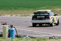 1989 British Touring Car Championship. Karl Jones Asquith-Duckhams Ford RS500