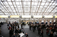 Montreal (QC) CANADA - April 2012 File Photo - IPY (International Polar Year) 2012 conference held at Montreal Convention Centre -