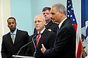 NOPD Consent Decree press conference with Eric Holder
