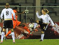 U17  Netherlands - U17 Germany : 2 Ricarda Walkling.foto DAVID CATRY / Vrouwenteam.be