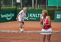 Etten-Leur, The Netherlands, August 27, 2016,  TC Etten, NVK, Mixed Doubles<br /> Photo: Tennisimages/Henk Koster