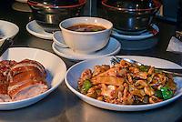 Mittagstisch im Restaurant dim sum haus, Kirchenallee 37 , Hamburg, Deutschland<br /> Lunch in Restaurant dim sum haus, Kirchenallee 37 , Hamburg, Germany
