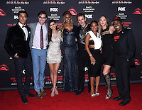 Staz Nair + Ryan McCartan + Victoria Justice + Laverne Cox + Reeve Carney + Christina Milian + Ivy Levan + Ben Vereen @ the Fox Television premiere of 'The Rocky Horror Picture Show' held @ the Roxy. October 13, 2016 , West Hollywood, USA. # PREMIERE DE 'THE ROCKY HORROR PICTURE SHOW' A LOS ANGELES