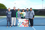 Denton, Texas, April 17: Mean Green Tennis v SMU on April 17, 2021 at NT Warranch Tennis Complex in Denton, Texas. Photo:Rick Yeatts Photography/ Rick Yeatts