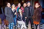 Megan O'Sullivan (seated) from Ardfert celebrating her birthday in the Fiddler Bar on Saturday night.<br /> Standing l to r: Trish Hennessy, Una McGinty, Abigail Mahoney, Denise Lyons, Mick Hayes and Tajana Miletz