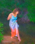 Goddess Carla 2 - Impressionist