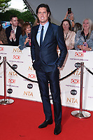 Vernon Kay<br /> arriving for the National Television Awards 2021, O2 Arena, London<br /> <br /> ©Ash Knotek  D3572  09/09/2021