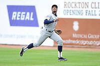 Cedar Rapids Kernels outfielder Adam Brett Walker #38 during a game against the Beloit Snappers on May 23, 2013 at Pohlman Field in Beloit, Wisconsin.  Beloit defeated Cedar Rapids 5-3.  (Mike Janes/Four Seam Images)
