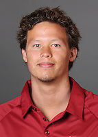 STANFORD, CA - AUGUST 31:  Drac Wigo of the Stanford Cardinal during water polo picture day on August 31, 2009 in Stanford, California.