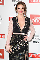 """Hayley Atwell<br /> at the """"Howard's End"""" screening held at the BFI NFT South Bank, London<br /> <br /> <br /> ©Ash Knotek  D3343  01/11/2017"""