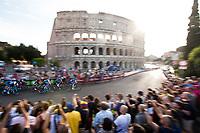 27.05.2018 - Faces From The Giro D'Italia 101 - Final Race: Rome
