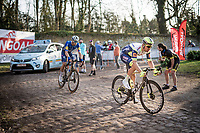Boy van Poppel (NED/Intermarché - Wanty - Gobert)<br /> <br /> 53rd Le Samyn 2021<br /> ME (1.1)<br /> 1 day race from Quaregnon to Dour (BEL/205km)<br /> <br /> ©kramon