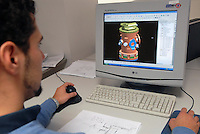The Gavazzi Space is one of leader Italian industries in the aerospace and nanotechnologies field; it plan and build satellites for telecommunications and Hearth observation and systems for land monitoring; it collaborate with NASA, ESA (European Space Agency ), ASI (Italian Space Agency) and  International Space Station (ISS); computer aided design of a scientific instrument for International Space Station....- La Gavazzi Space è una delle prime industrie italiane nel settore aerospaziale e delle nanotecnologie, progetta e costruisce satelliti per le telecomunicazioni e per l'osservazione terrestre e sistemi di monitoraggio ambientale della Terra, collabora con la NASA, l'ESA (Ente Spaziale Europeo), l'ASI (Agenzia Spaziale Italiana) e la Stazione Spaziale Internazionale (ISS); progettazione al computer di uno strumento scientifico per la Stazione Spaziale Internazionale
