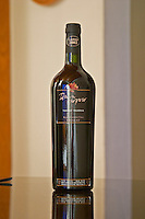 Bottle of Don Prospero Tannat Reserva Bodega Carlos Pizzorno Winery, Canelon Chico, Canelones, Uruguay, South America