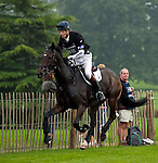 2014 - The Land Rover Burghley Horse Trials - UK