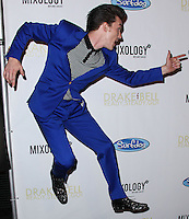 "LOS ANGELES, CA, USA - APRIL 17: Drake Bell at the Drake Bell ""Ready Steady Go!"" Album Release Party held at Mixology101 & Planet Dailies on April 17, 2014 in Los Angeles, California, United States. (Photo by Xavier Collin/Celebrity Monitor)"