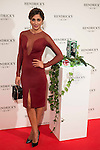 """Mariam Hernandez attends to the photocall of the """"Navidad Impepinable"""" the event to the presentation of the new pack """"Convervatorium of Hendrik's Gin in Madrid, December 15, 2015<br /> (ALTERPHOTOS/BorjaB.Hojas)"""
