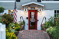 Quaint botanical shop in Provincetown, Cape Cod, Massachusetts,, USA