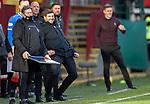 17.01.2021 Motherwell v Rangers: Steven Gerrard