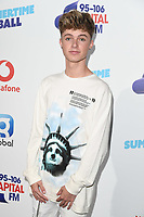 HRVY<br /> in the press room for the Capital Summertime Ball 2018 at Wembley Arena, London<br /> <br /> ©Ash Knotek  D3407  09/06/2018