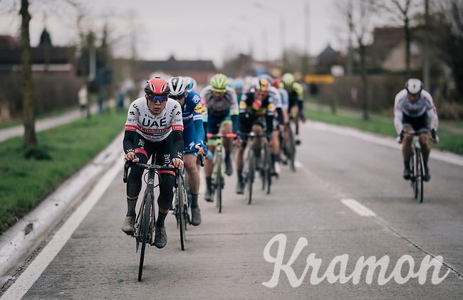 Jasper Philipsen (BEL/UAE-Emirates)<br /> <br /> 71th Kuurne-Brussel-Kuurne 2019 <br /> Kuurne to Kuurne (BEL): 201km<br /> <br /> ©kramon